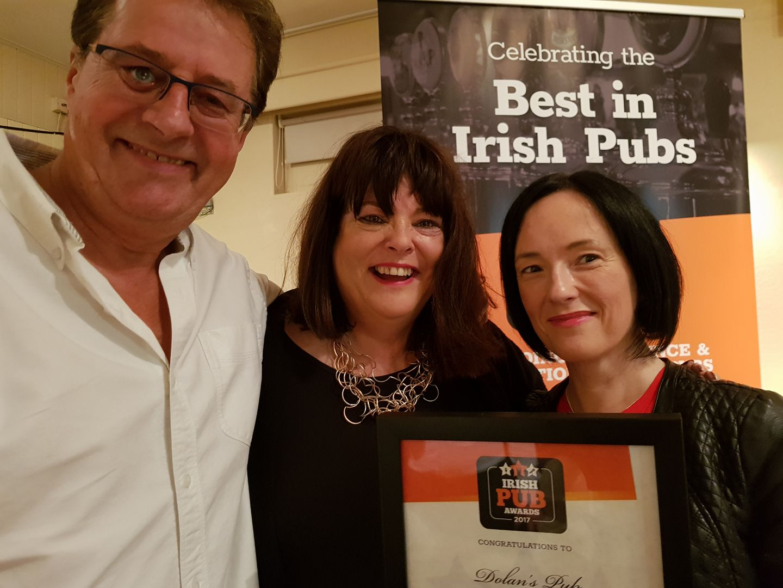 Irish Pub Awards 2017 -