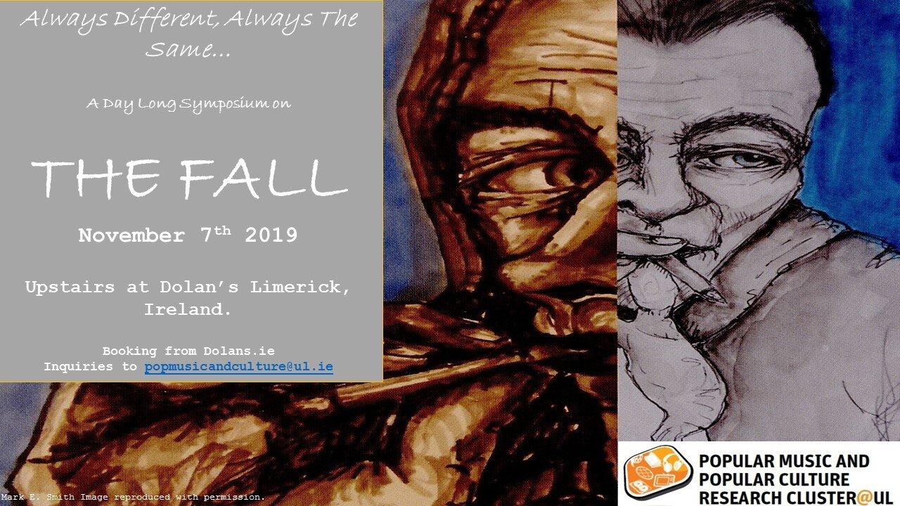 Fall Symposium November 7th 2019