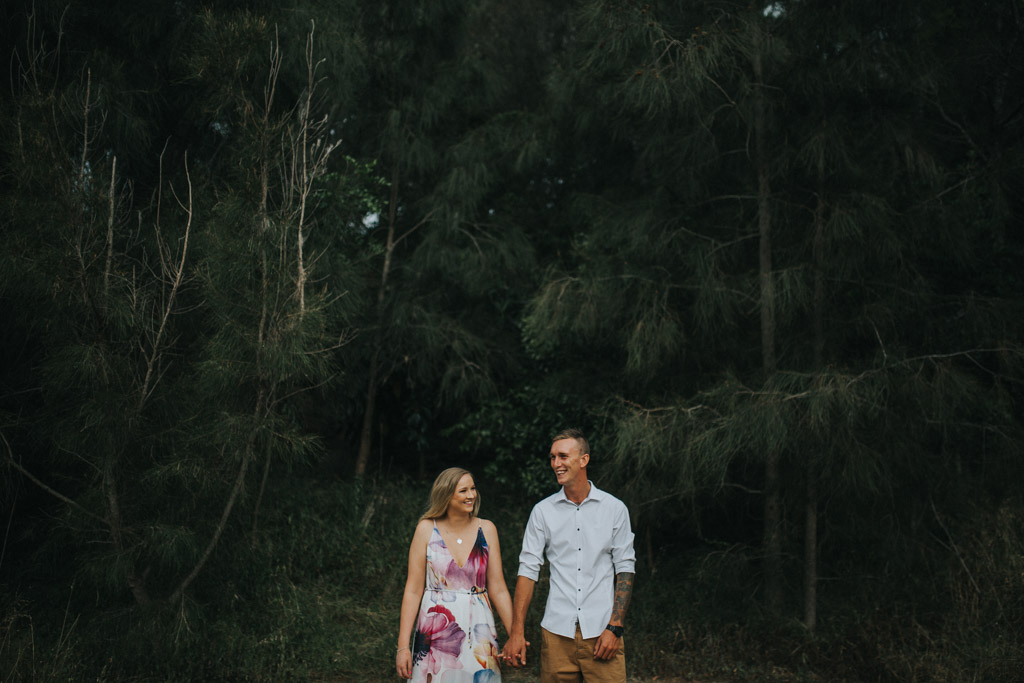 Darcie & Trent Engagament Session South Coast-3.jpg