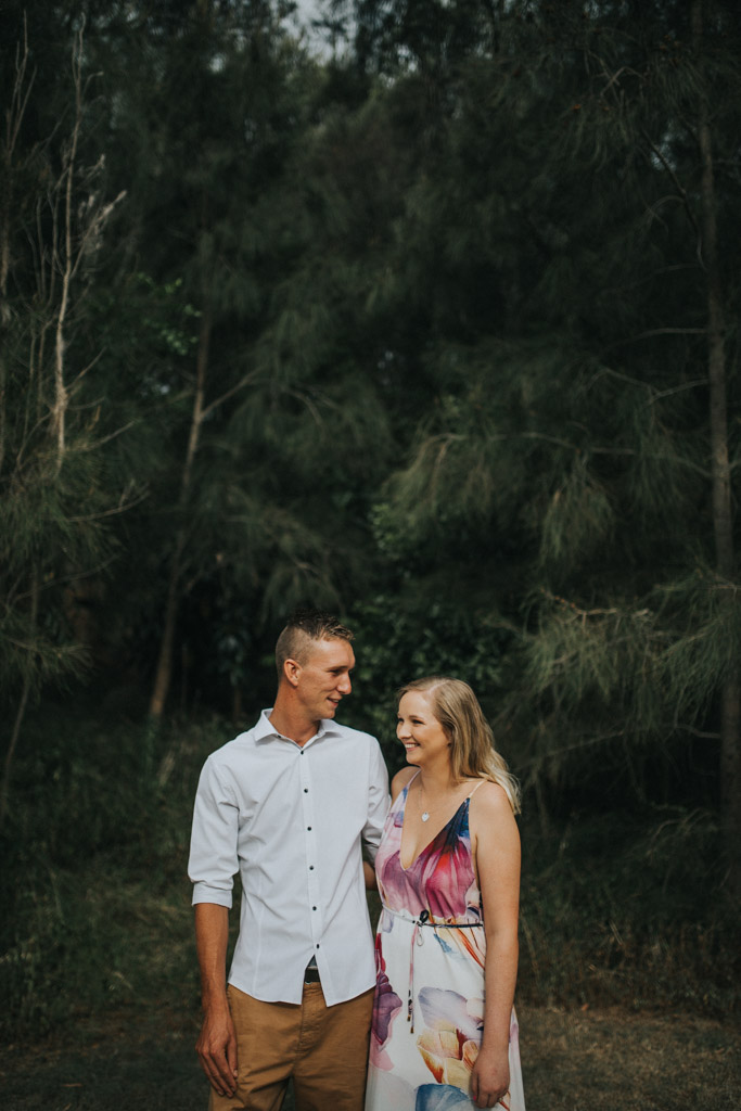 Darcie & Trent Engagament Session South Coast-7.jpg