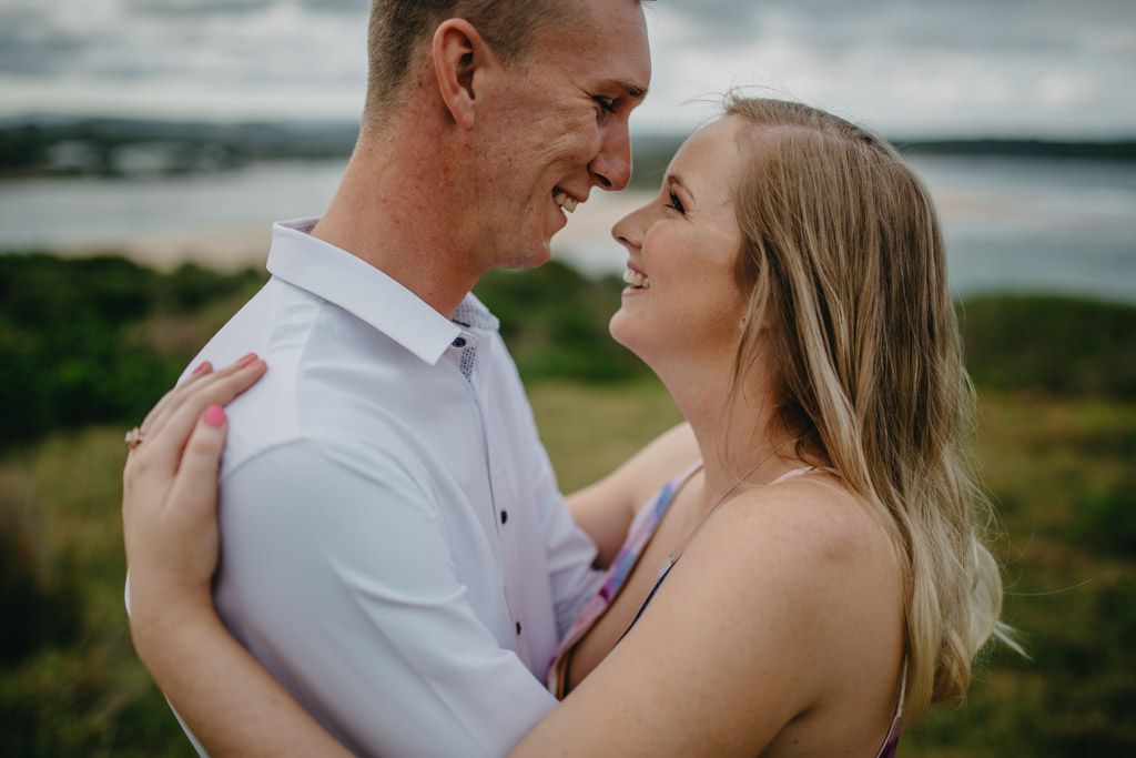 Darcie & Trent Engagament Session South Coast-41.jpg