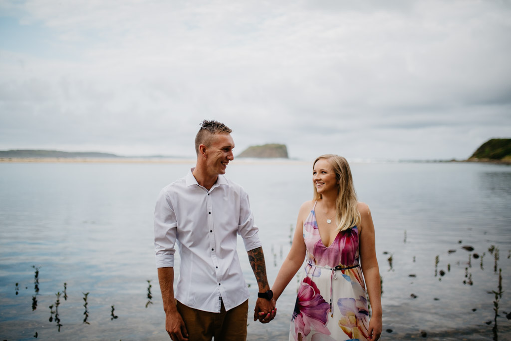 Darcie & Trent Engagament Session South Coast-58.jpg