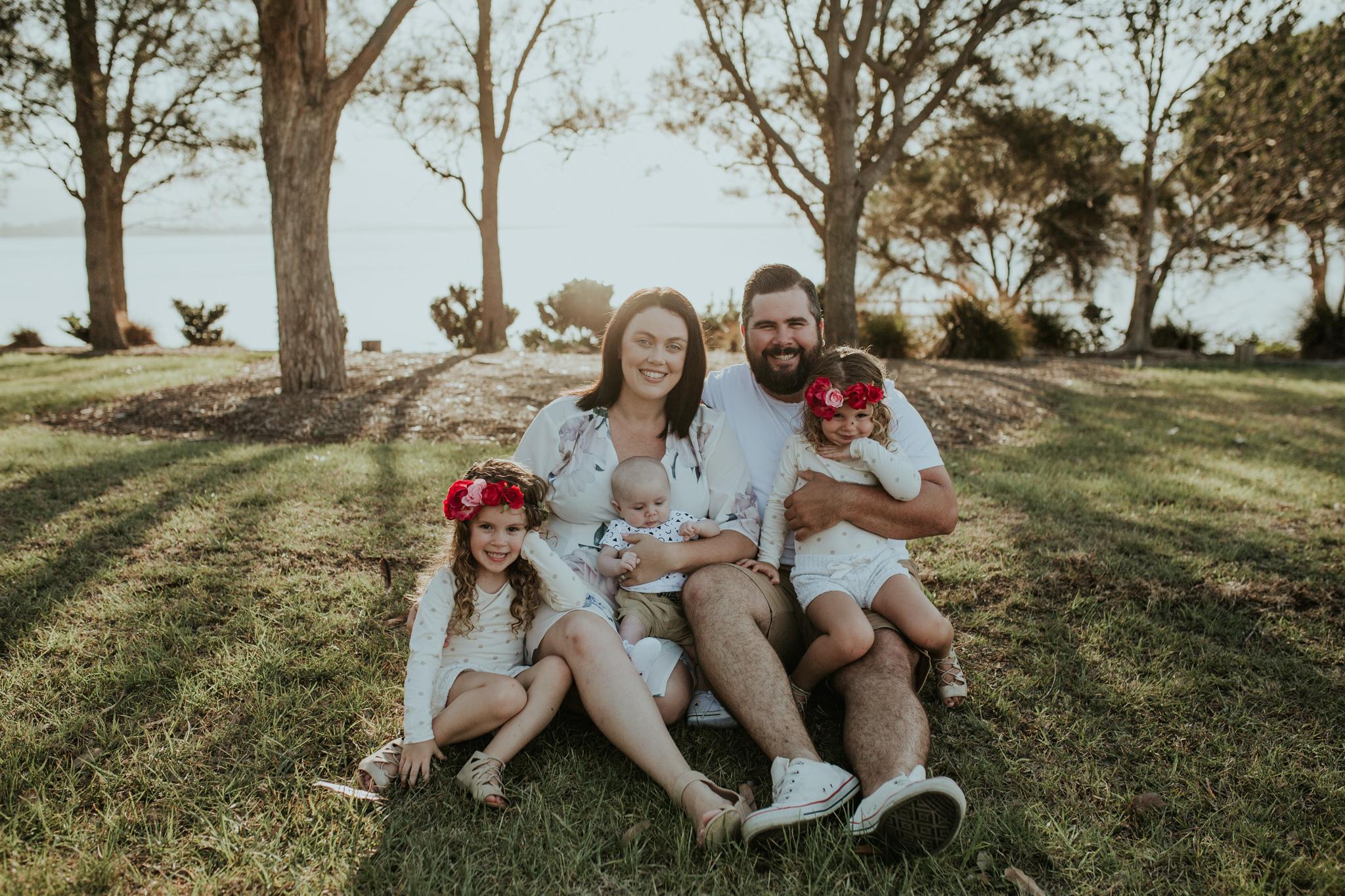 The Pepper Family_Lake Illawarra Family Portrait Session-21.jpg