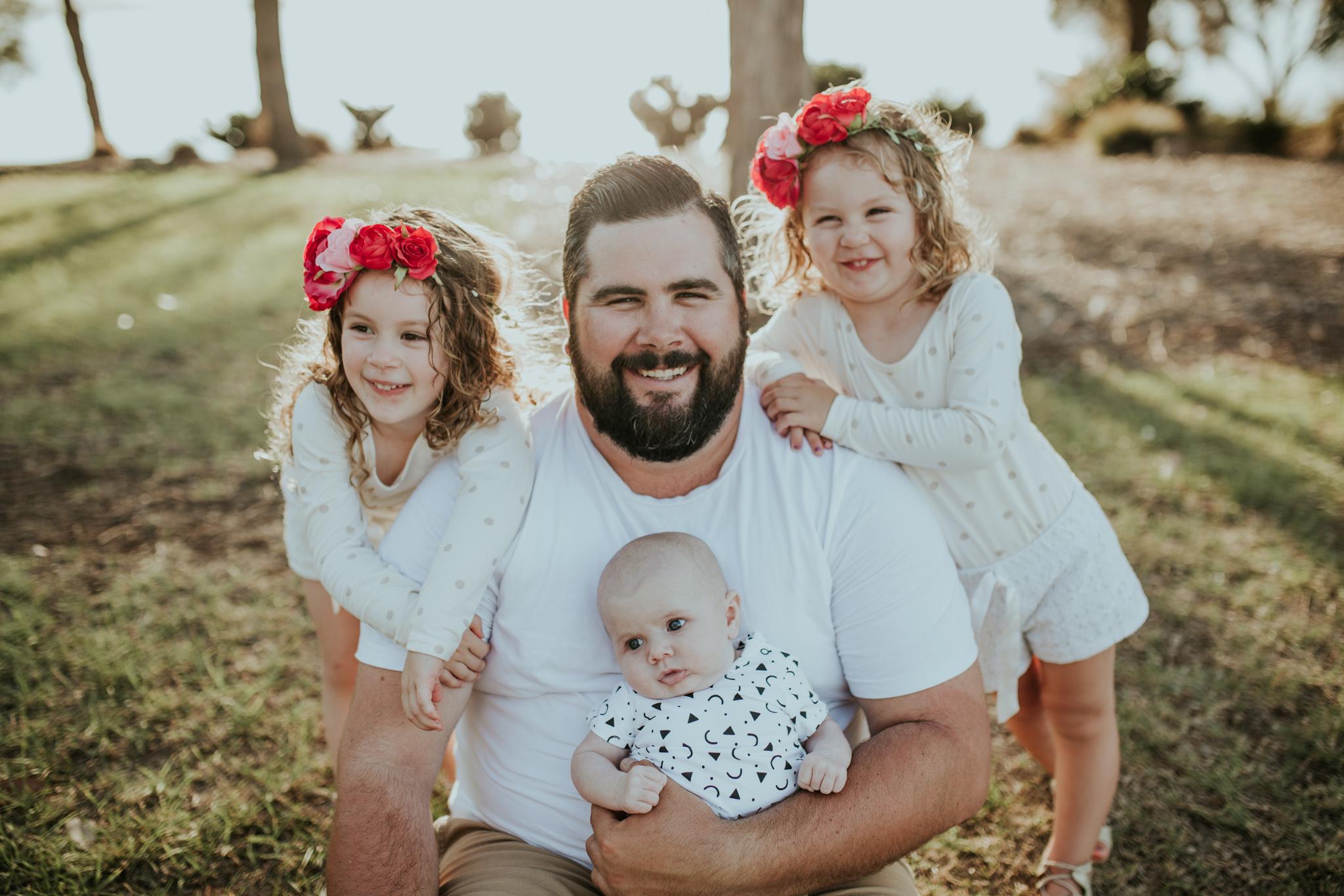 The Pepper Family_Lake Illawarra Family Portrait Session-32.jpg