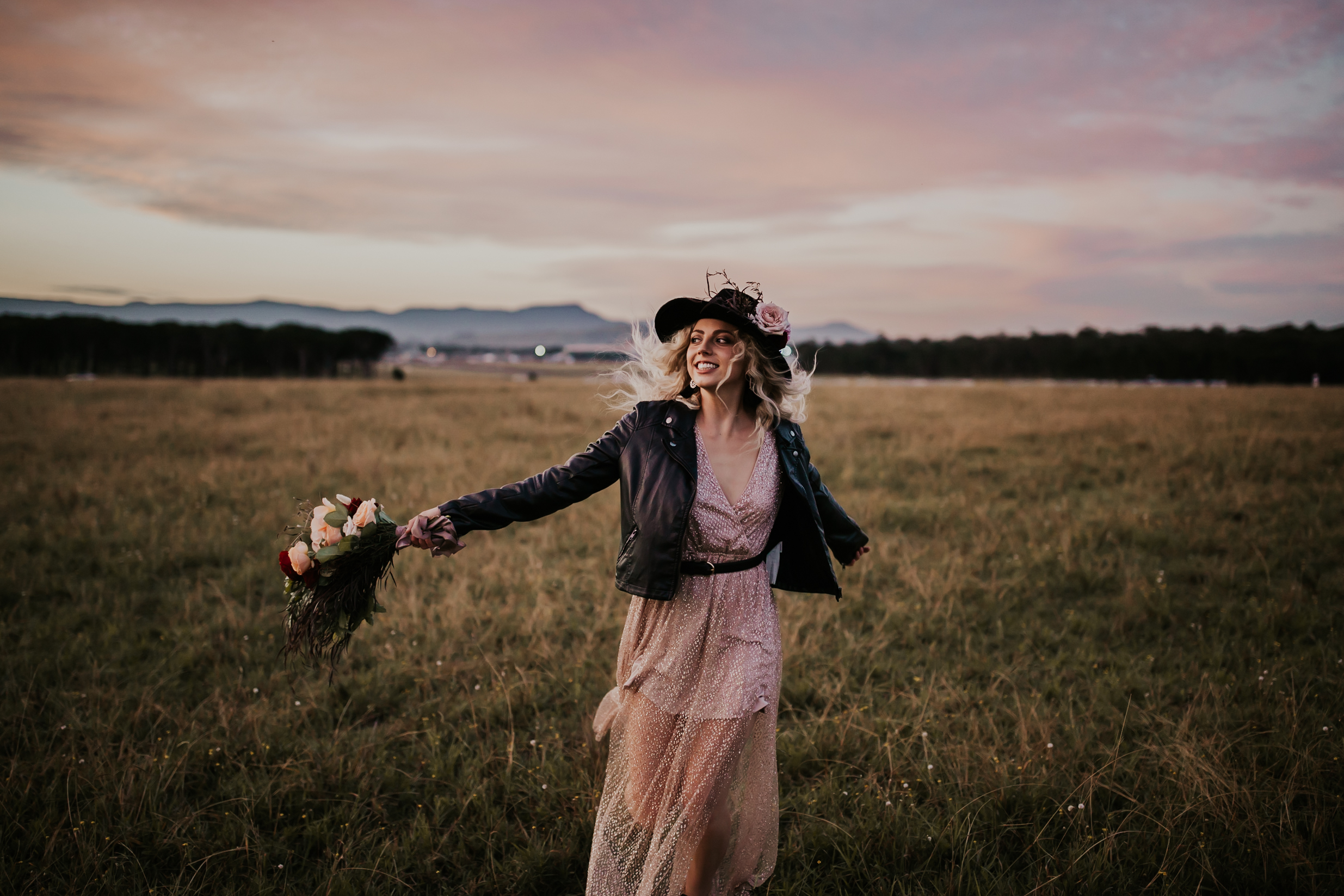 The Anti Bride - South Coast Styled Shoot