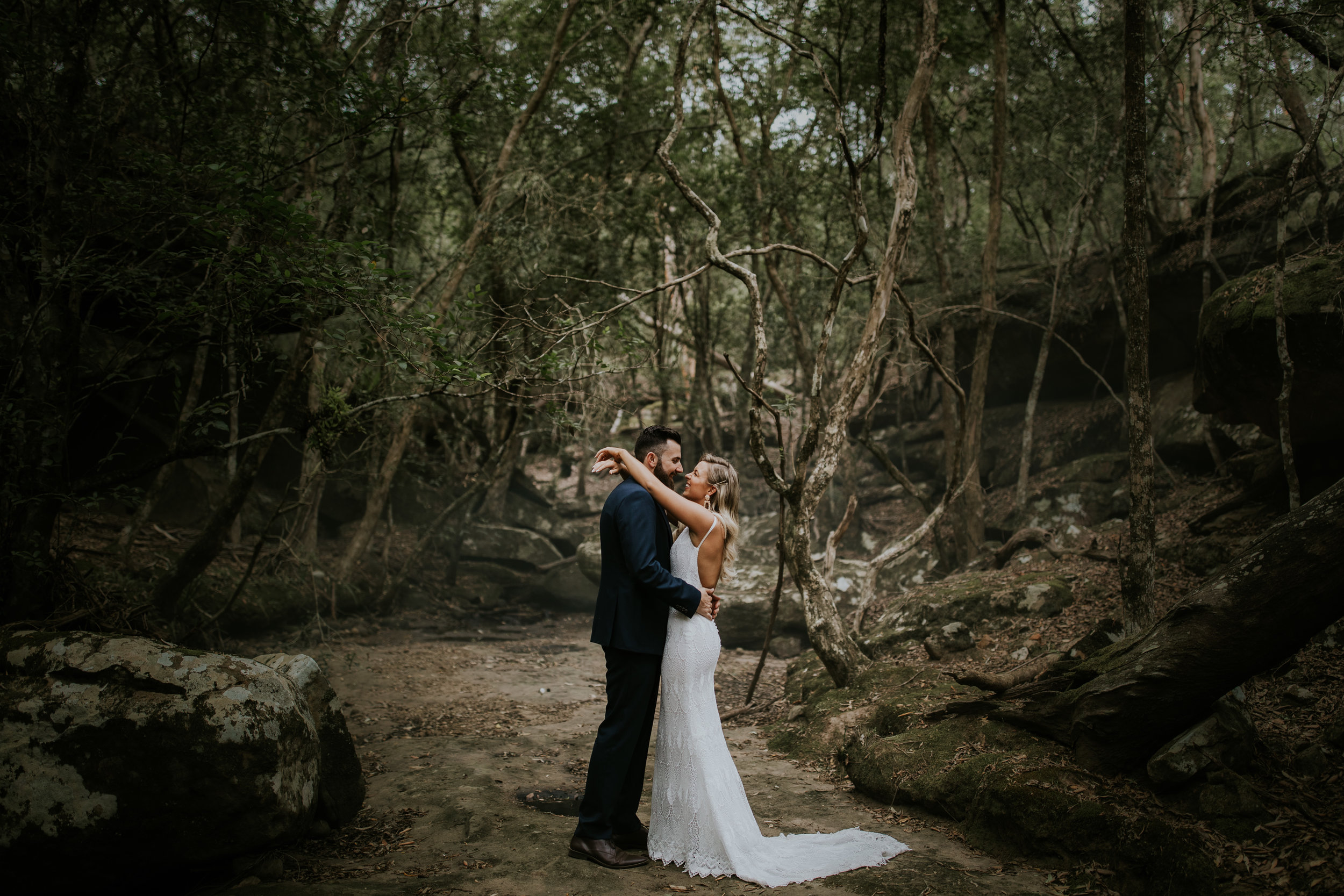 Liana + Martin - Relaxed Wildwood Kangaroo Valley Wedding