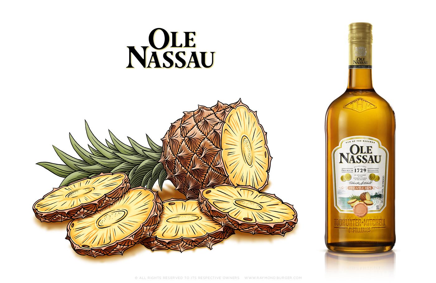 Ole Nassau Pineapple © www.raymondburger.com.jpg