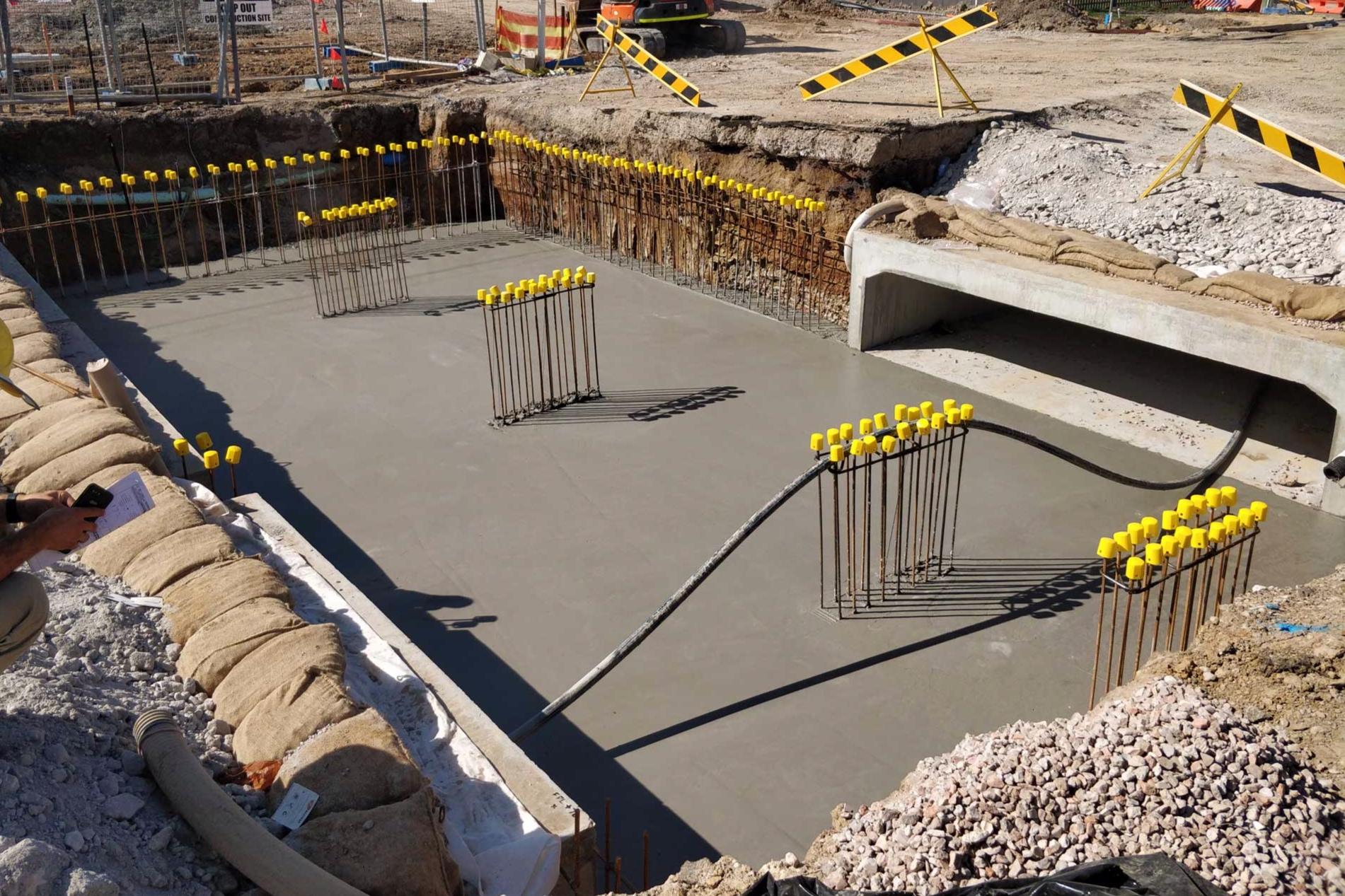 CIVIL STRUCTURES - BridgesCulvertsDrainage pitsRetaining walls