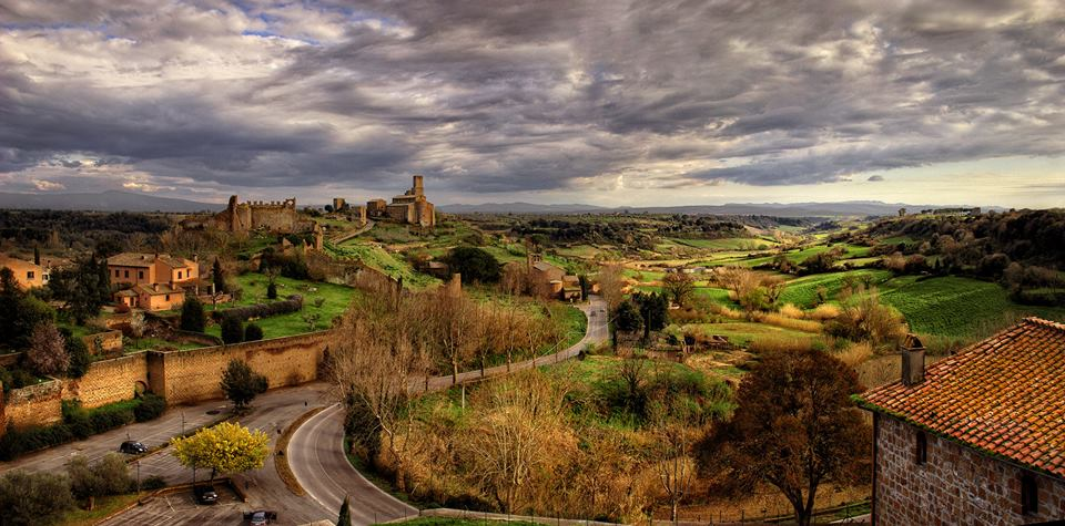 Tuscania:the place to be. Image courtesy of Nicolay Ivanov
