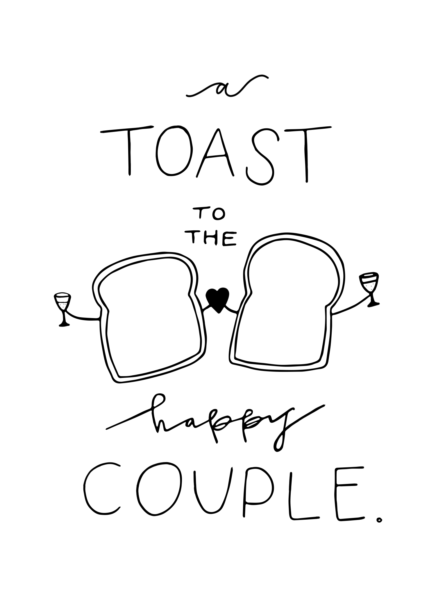 A Toast to the Happy Couple.jpg