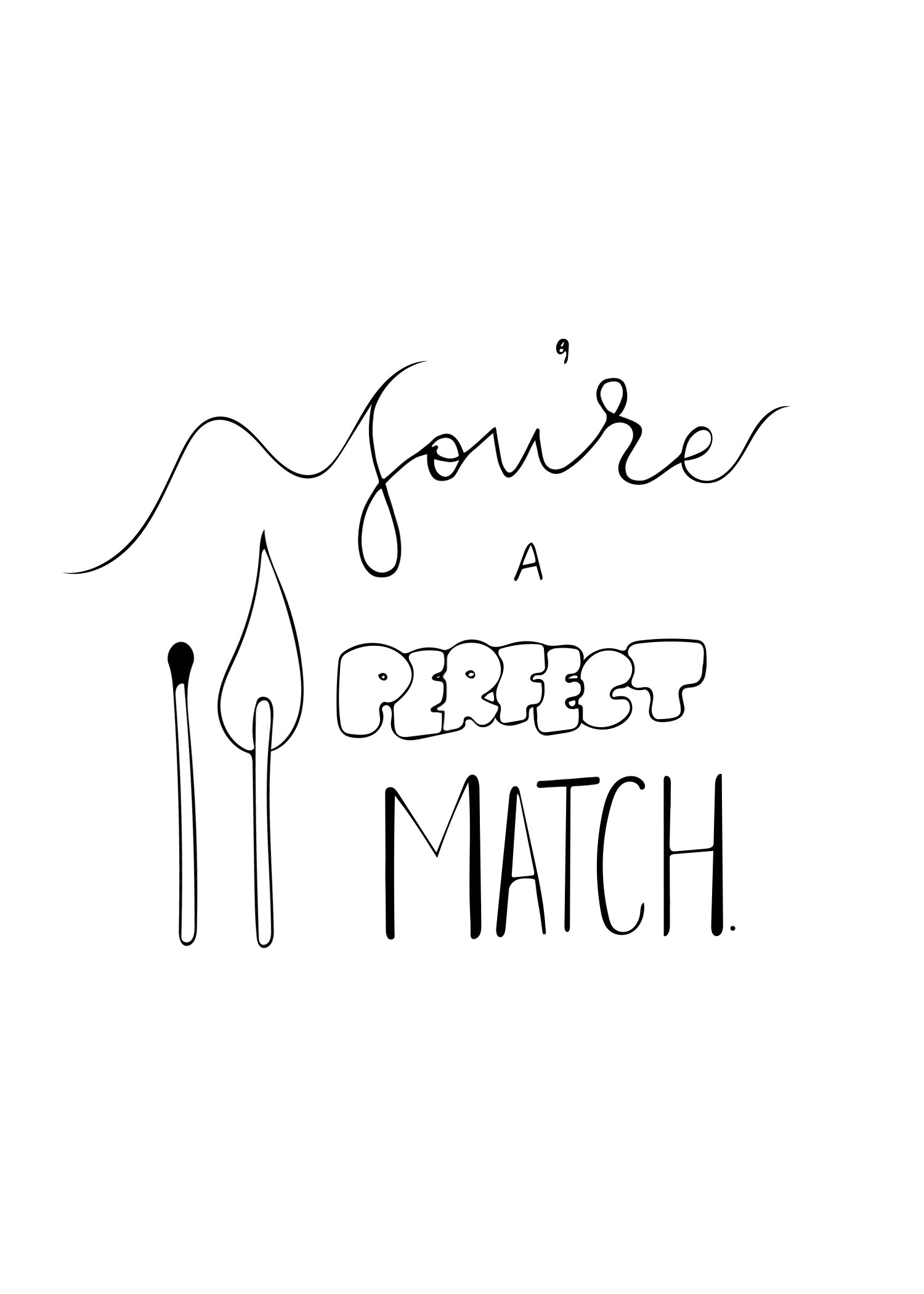 Youre a Perfect Match.jpg