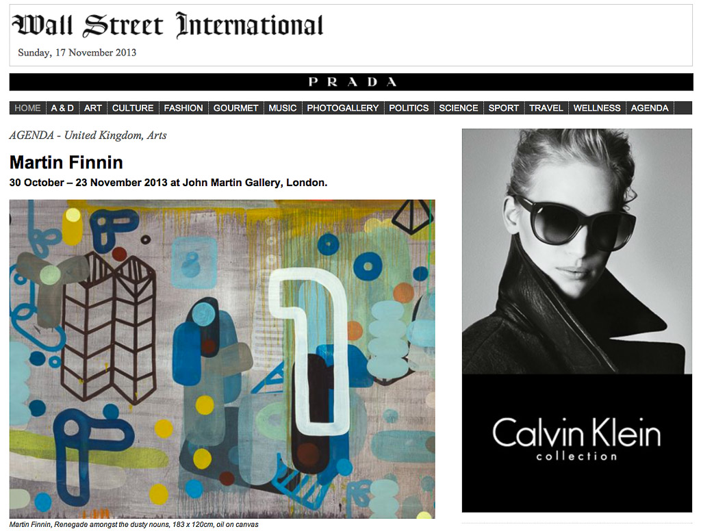 Wall Street International Magazine