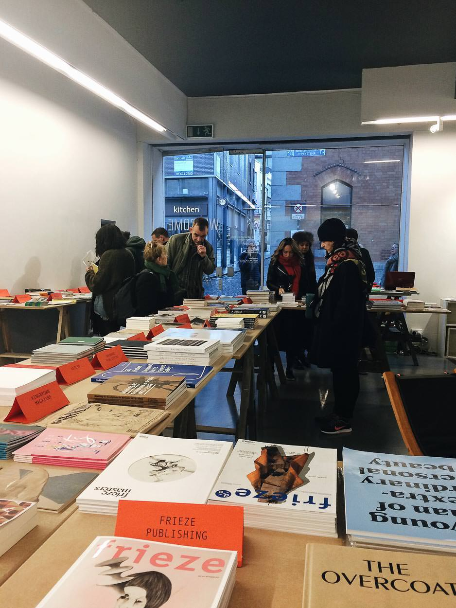 dublin art book fair martin finnin