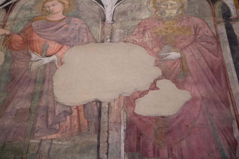 Basilica di San Francesco   Arezzo   Piero della Francesca