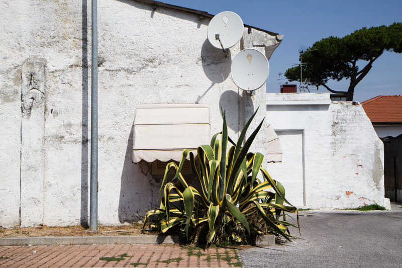 Textures and shape inspiration in an Italian sun bleached dock yard