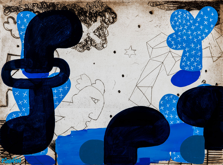 Martin Finnin | Prints of Darkness No.4
