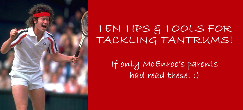 10 tips for tackling tantrums Mama Pyjama