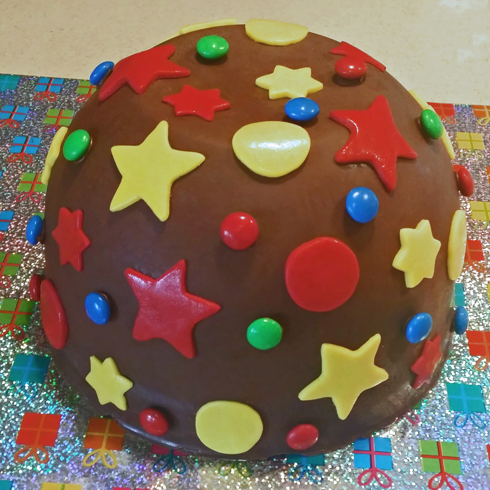 Pinata Cake Birthday Mama Pyjama