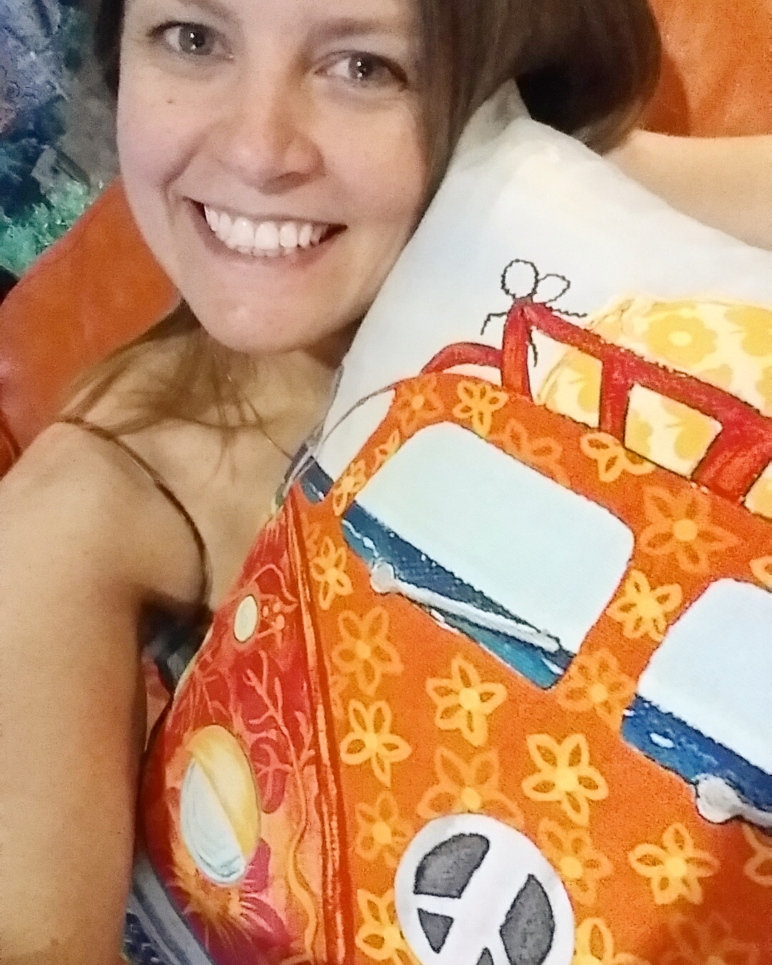 Quirky Happy Mama Pyjama