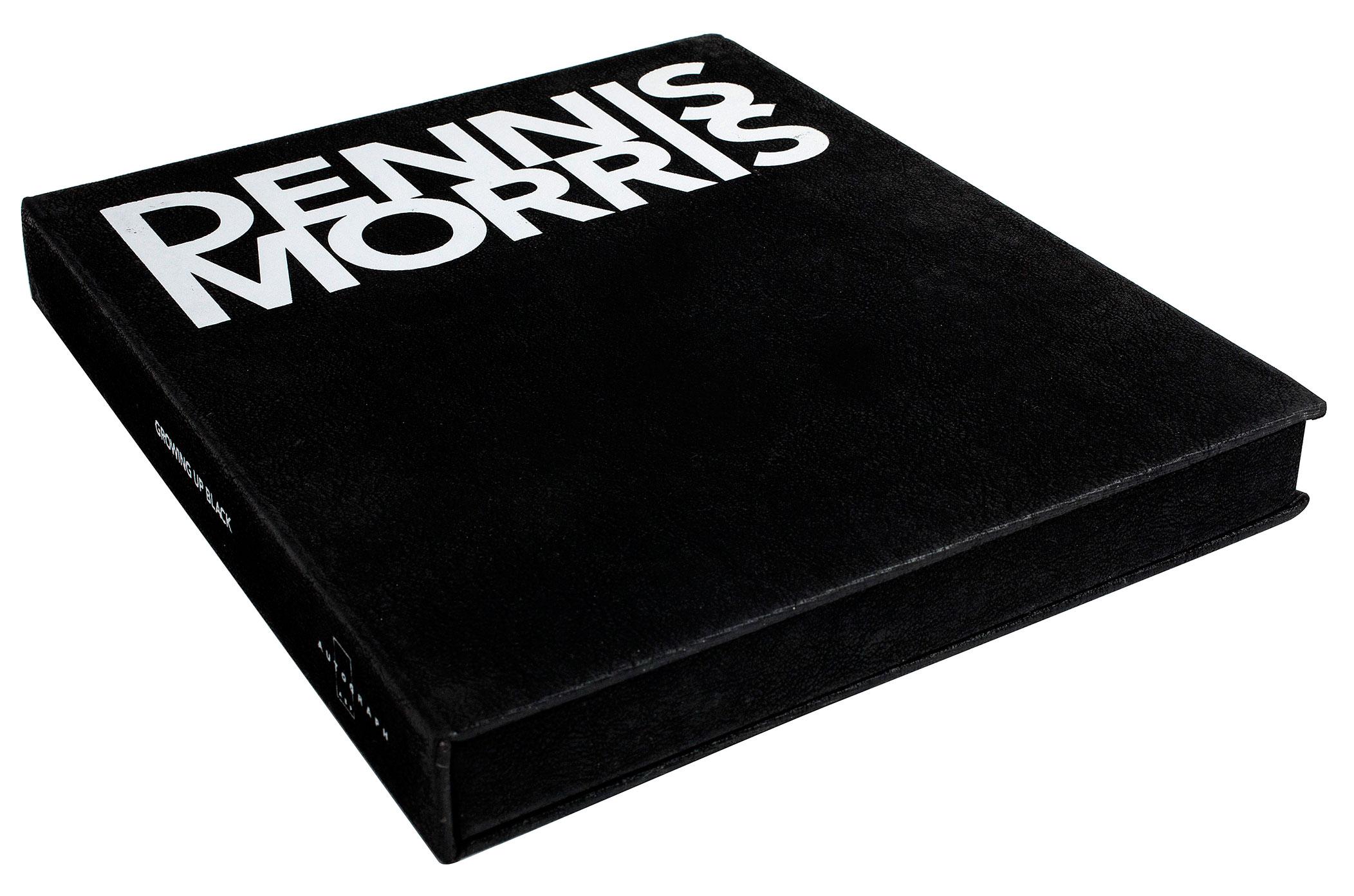 Dennis Morris - Growing Up Black