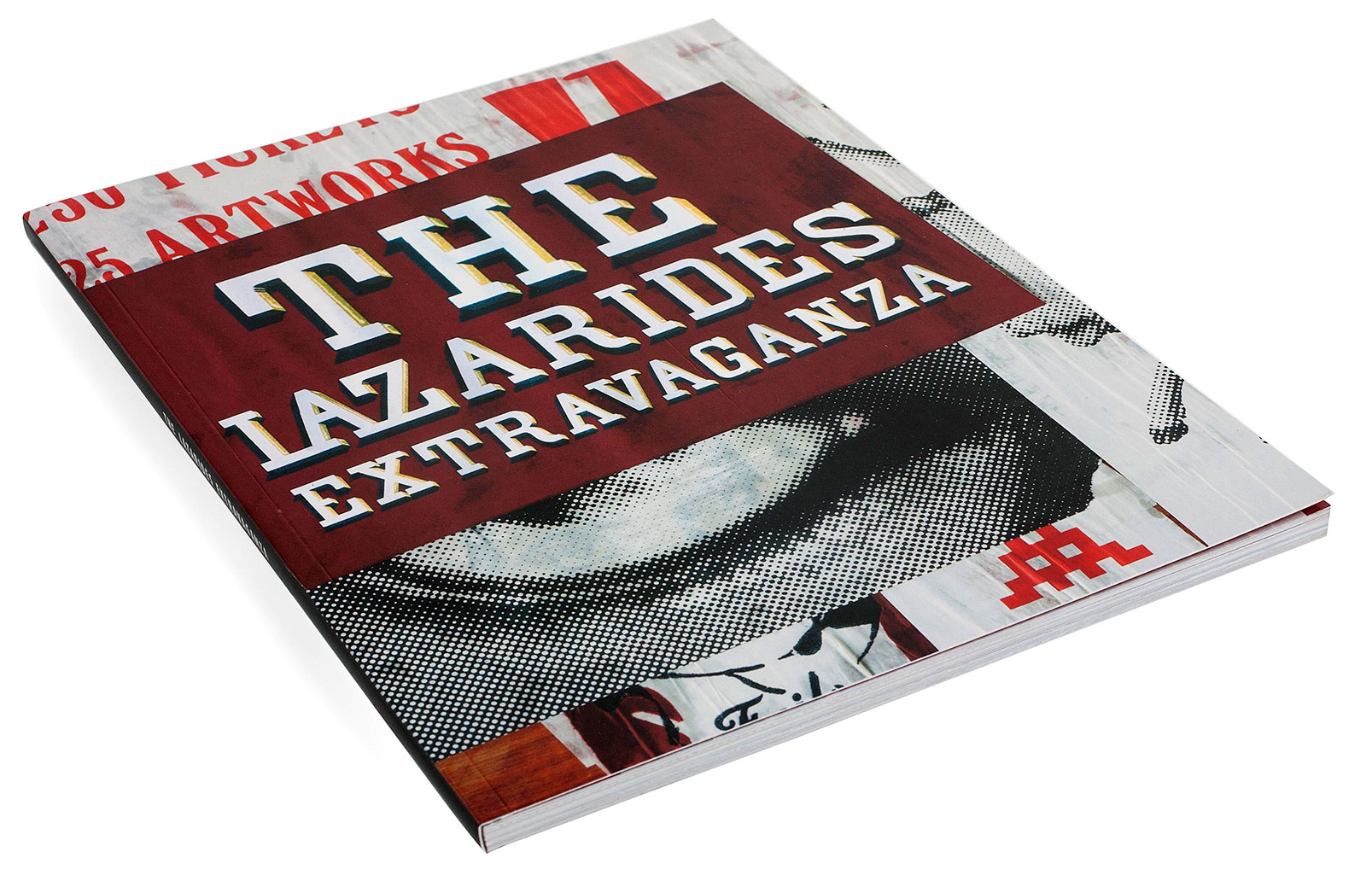 Extravaganza - Lazarides Show Book
