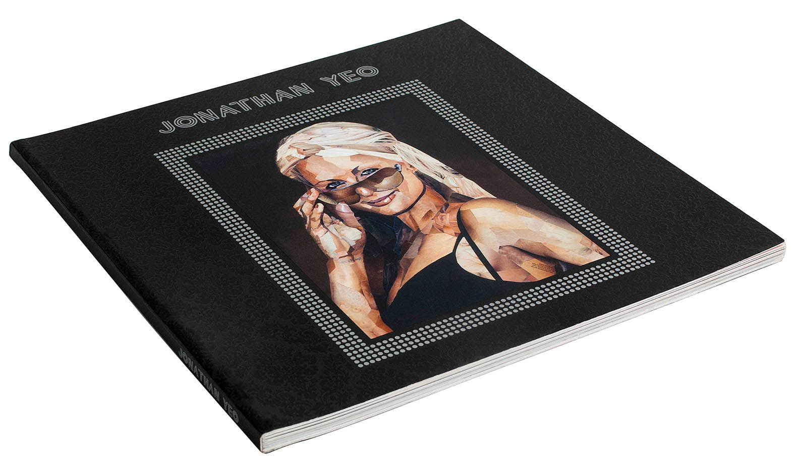 Jonathan Yeo - Lazarides show book