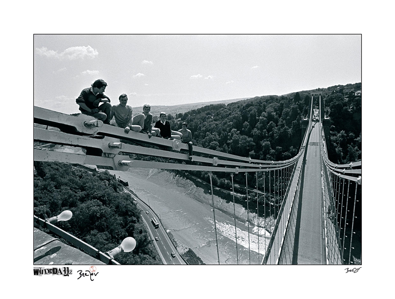 Beezer - Clifton Suspension Bridge