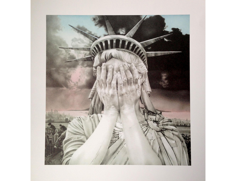 Gee Vaucher - Liberty