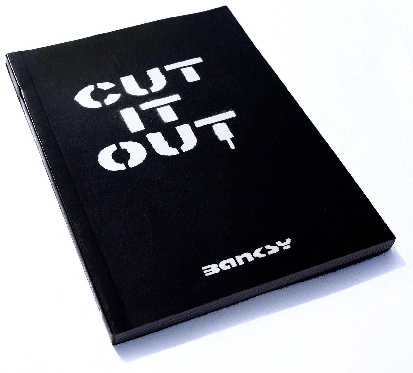 Banksy  - Cut it out