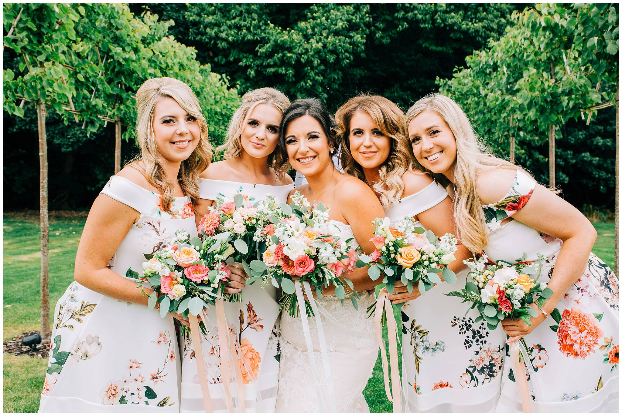 Chic Summer Wedding at Hazel Gap Barn - Nottinghamshire Photographer40.jpg