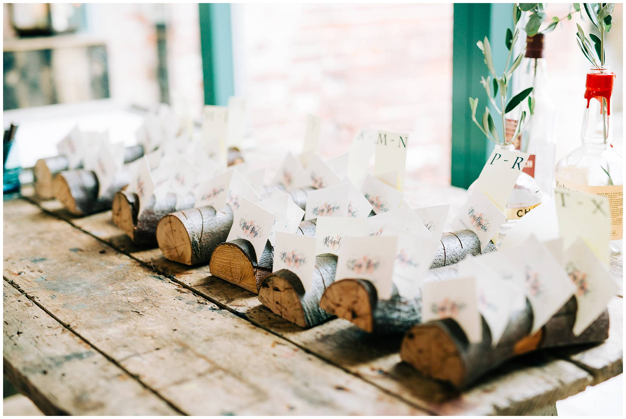Chic Summer Wedding at Hazel Gap Barn - Nottinghamshire Photographer51.jpg