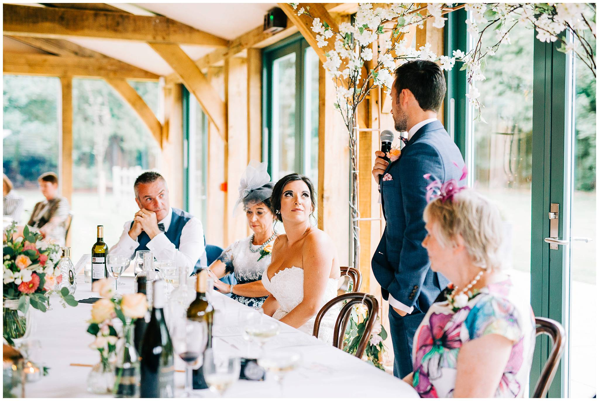 Chic Summer Wedding at Hazel Gap Barn - Nottinghamshire Photographer62.jpg