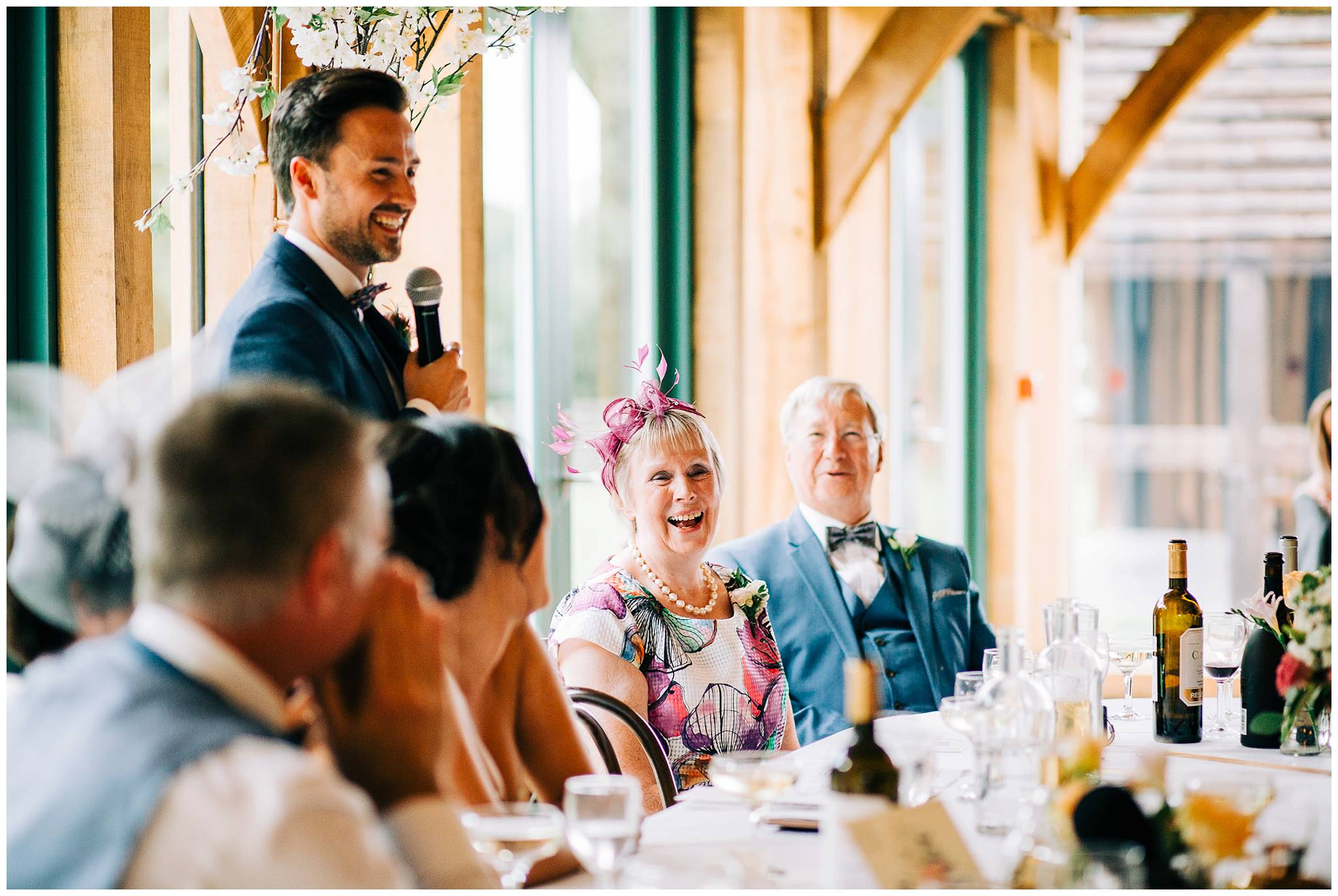 Chic Summer Wedding at Hazel Gap Barn - Nottinghamshire Photographer63.jpg