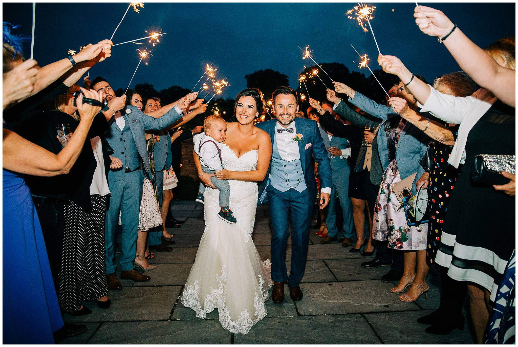 Chic Summer Wedding at Hazel Gap Barn - Nottinghamshire Photographer69.jpg