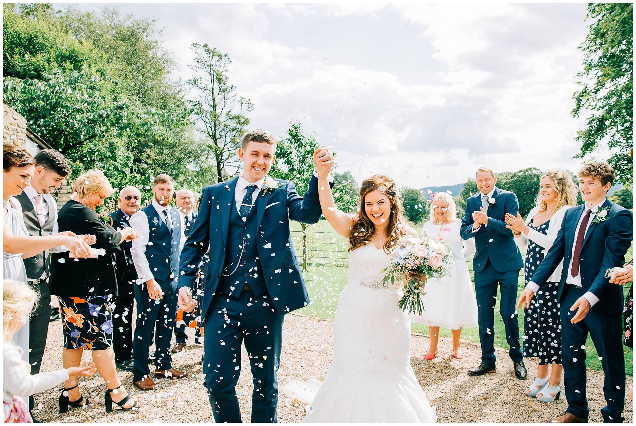 Fun Rustic wedding - browsholme hall and tithe barn Photographer-90.jpg