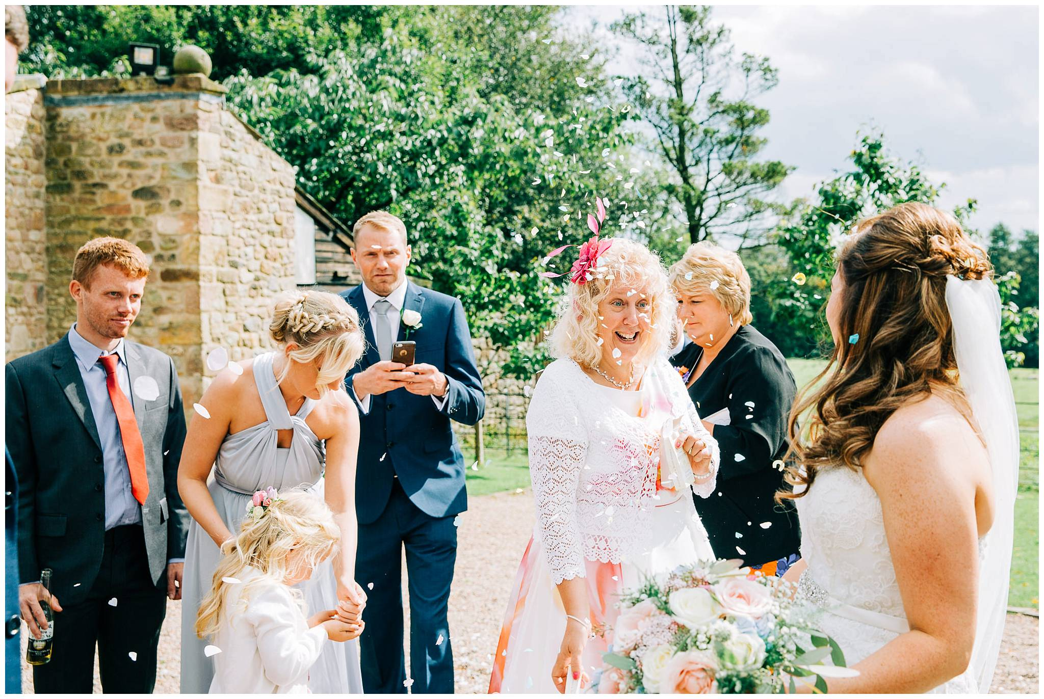 Fun Rustic wedding - browsholme hall and tithe barn Photographer-91.jpg