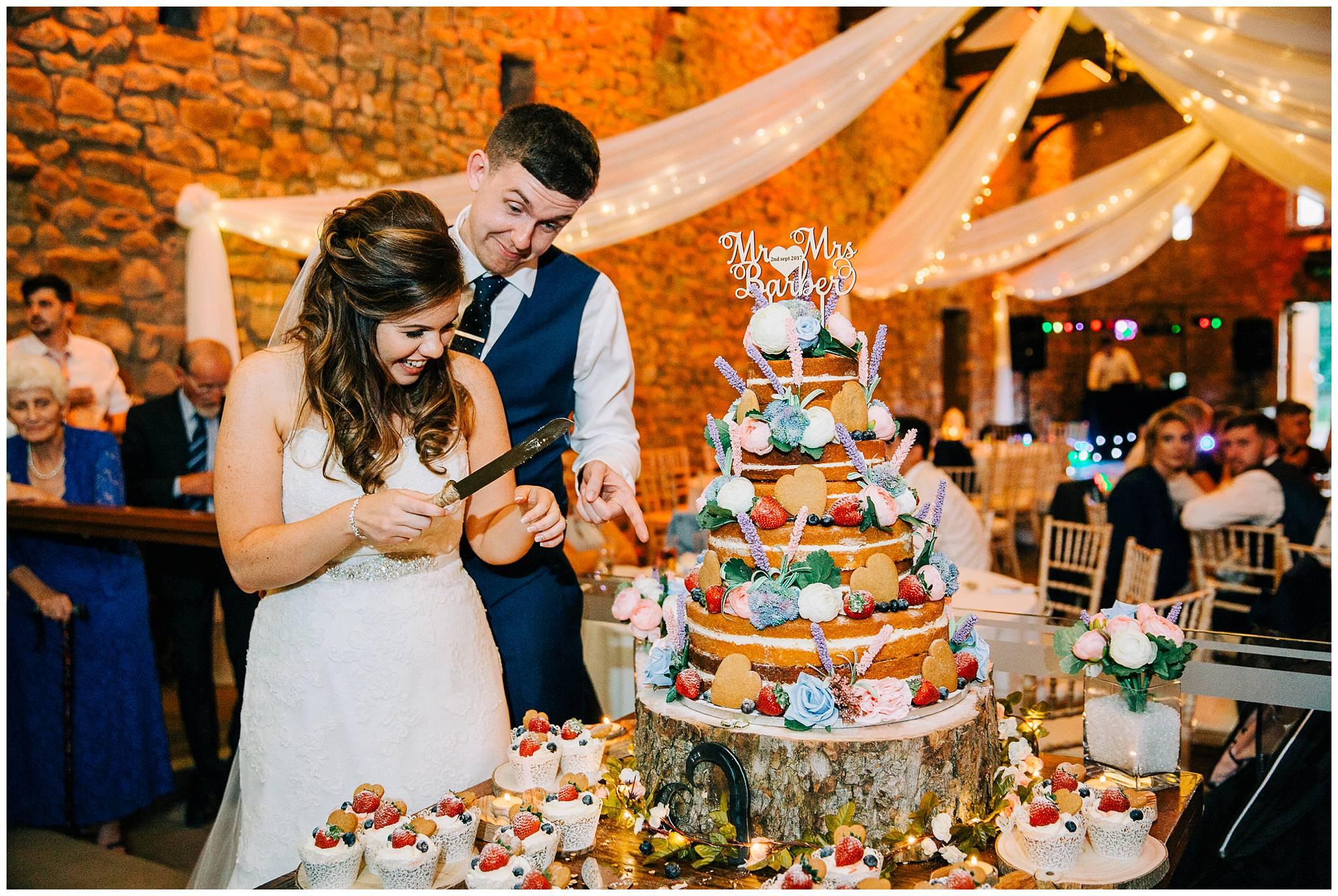 Fun Rustic wedding - browsholme hall and tithe barn Photographer-120.jpg