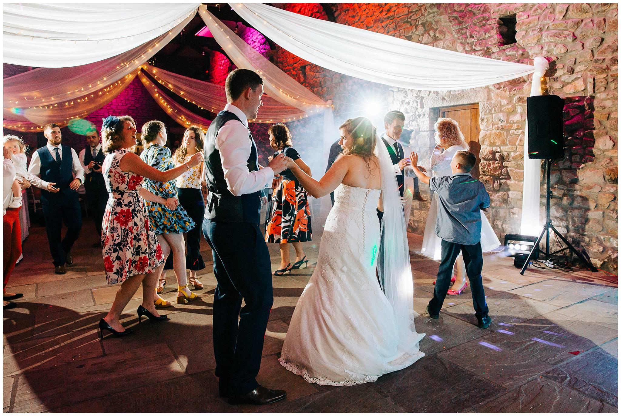 Fun Rustic wedding - browsholme hall and tithe barn Photographer-124.jpg