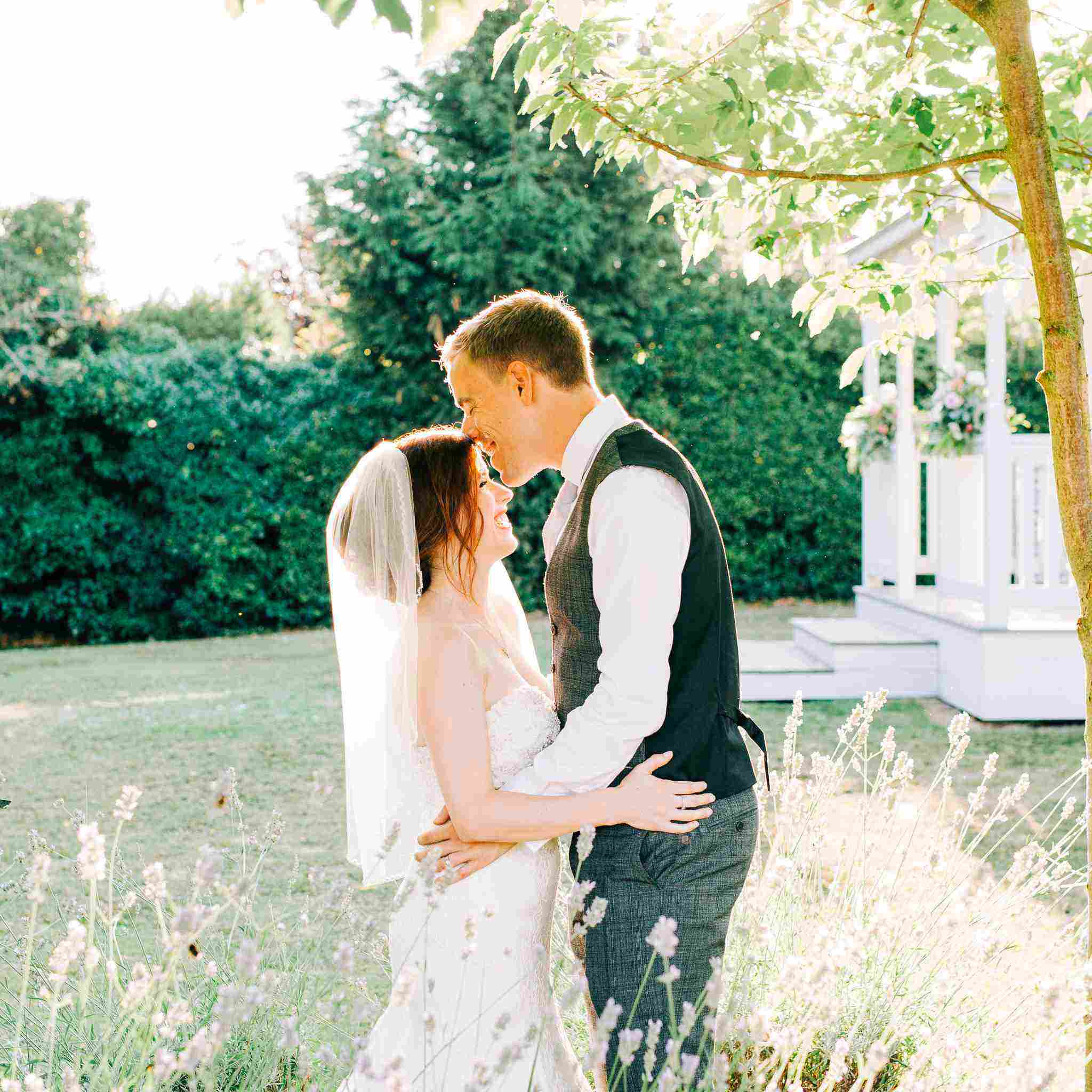 KATIE & CHRIS - THE OLD VICARAGE BOUTIQUE HOTEL, SOUTHWELL