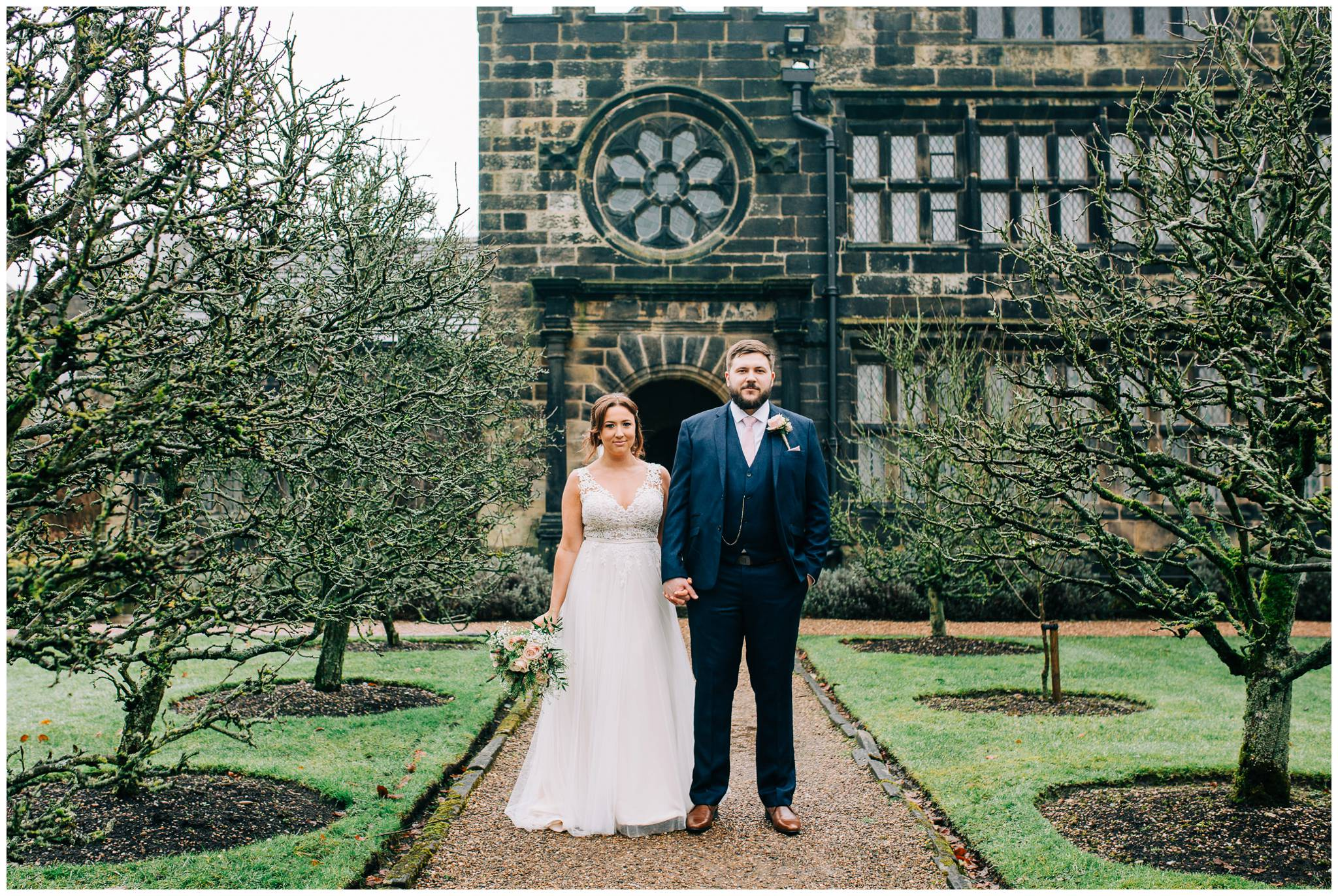 East Riddlesden Hall Photographer - Rustic winter Barn Wedding_0044.jpg