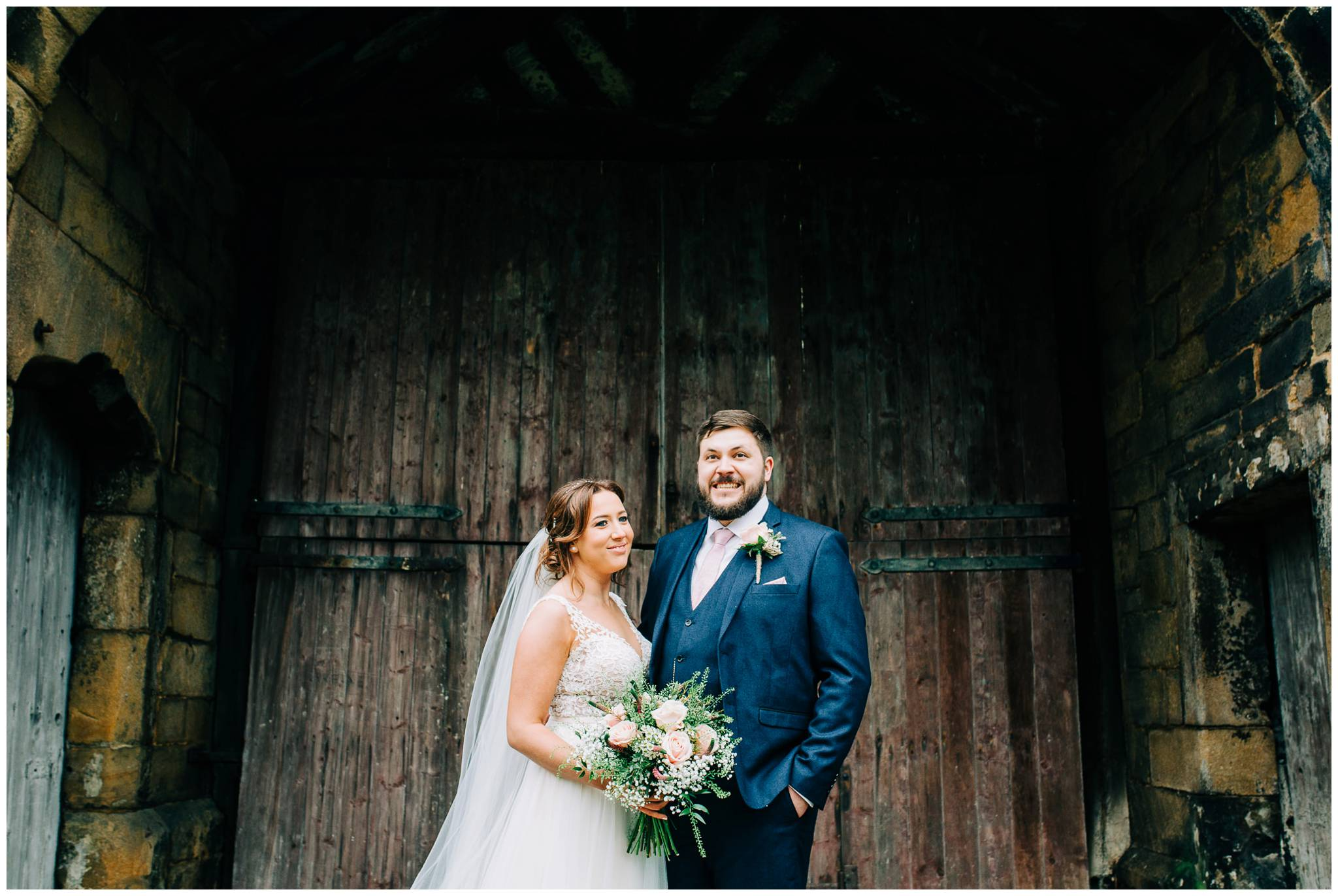 East Riddlesden Hall Photographer - Rustic winter Barn Wedding_0047.jpg