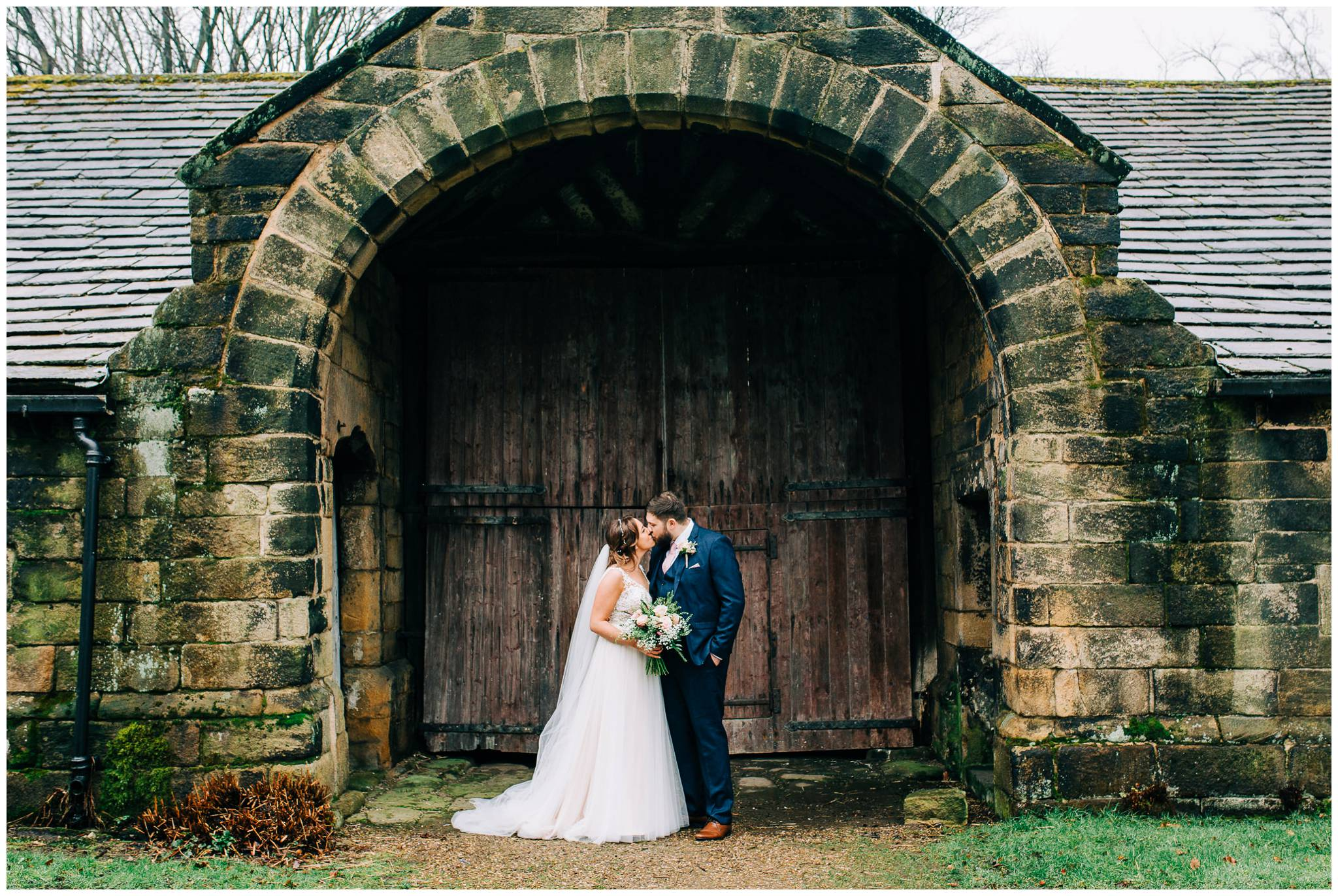 East Riddlesden Hall Photographer - Rustic winter Barn Wedding_0046.jpg