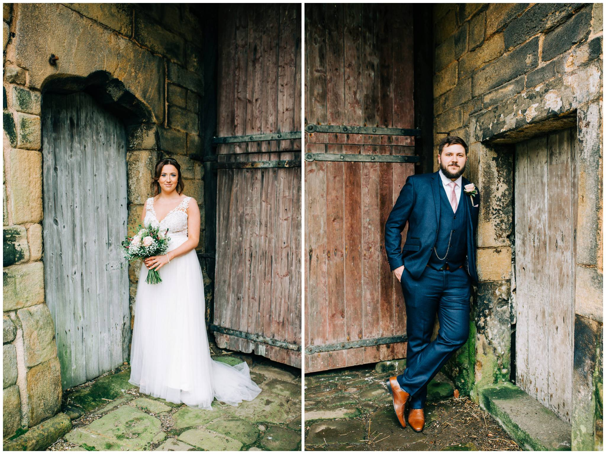 East Riddlesden Hall Photographer - Rustic winter Barn Wedding_0048.jpg