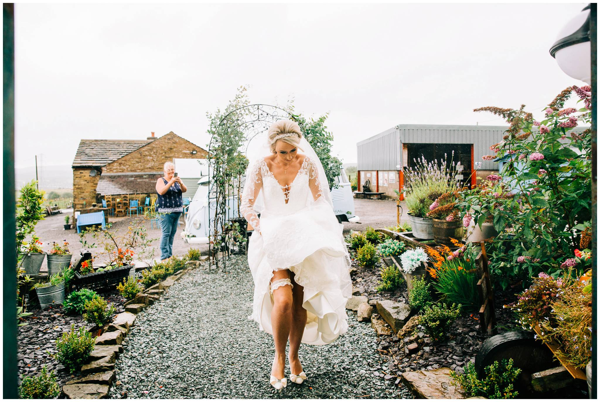 Festival wedding at Wellbeing Farm  - Bolton Wedding Photographer_0018.jpg