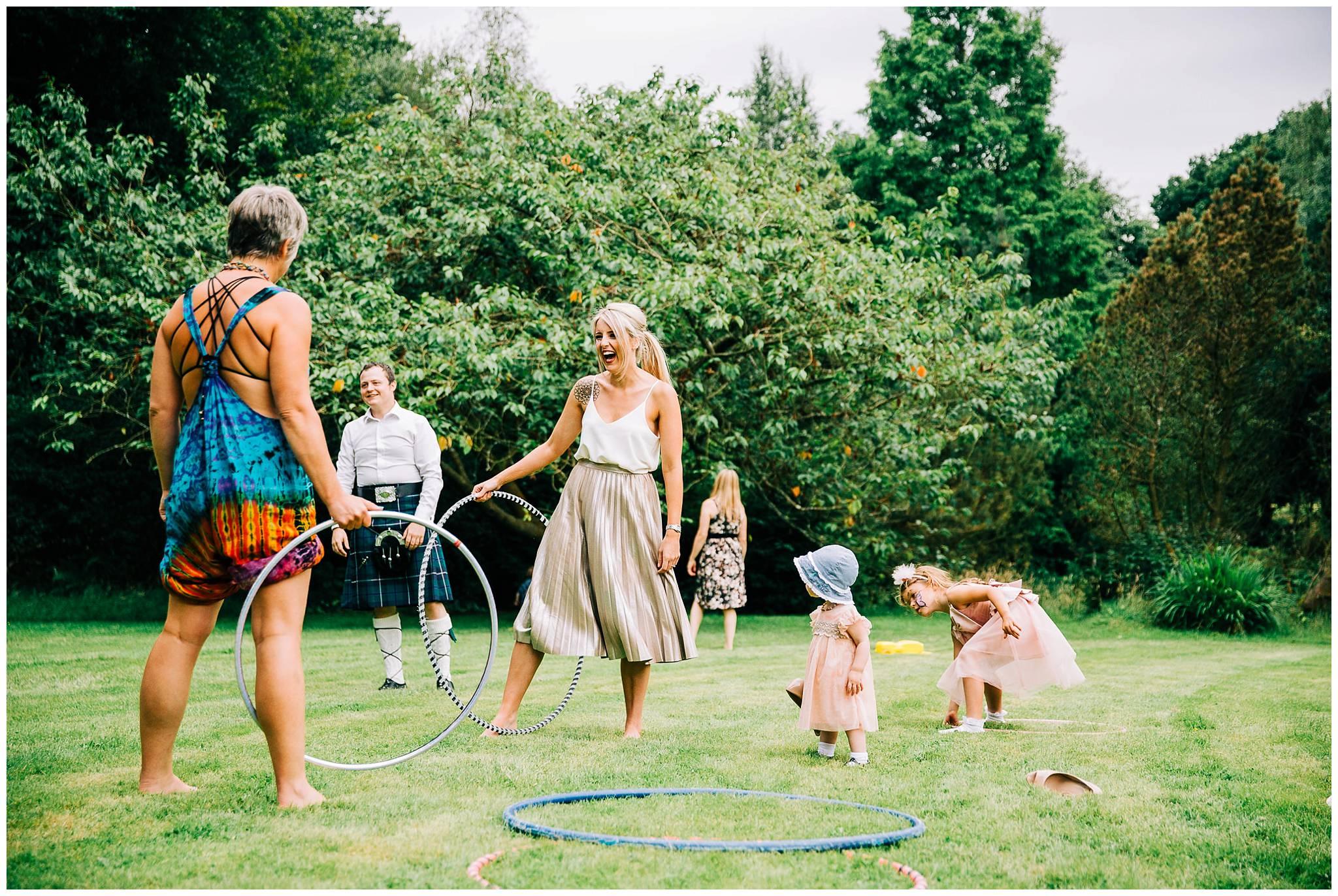 LANCASHIRE - RUSTIC, QUIRKY AND UNIQUE WEDDING VENUES
