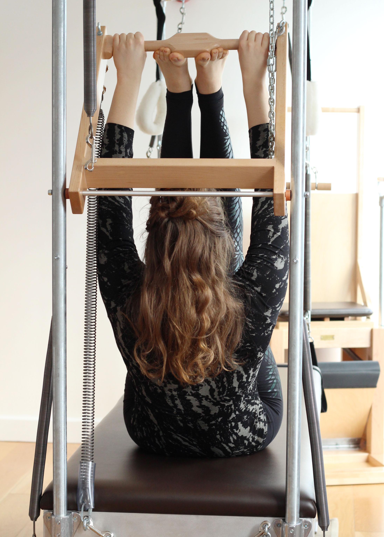 The Tower of Power — The Pilates Studio Dublin