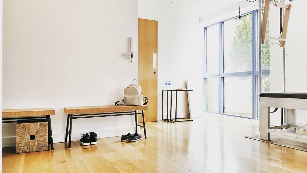 The Pilates Studio Dublin, Classical Pilates Studio, Interior