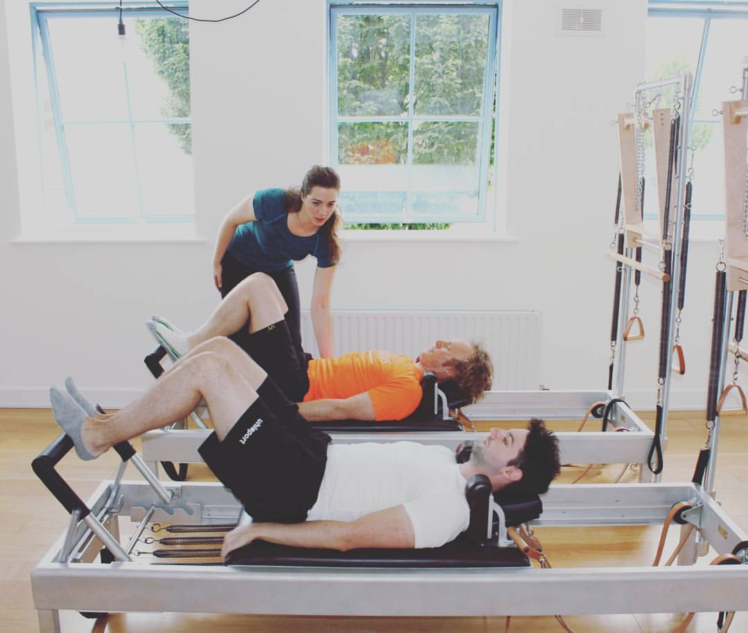 Duet Session, The Pilates Studio Dublin