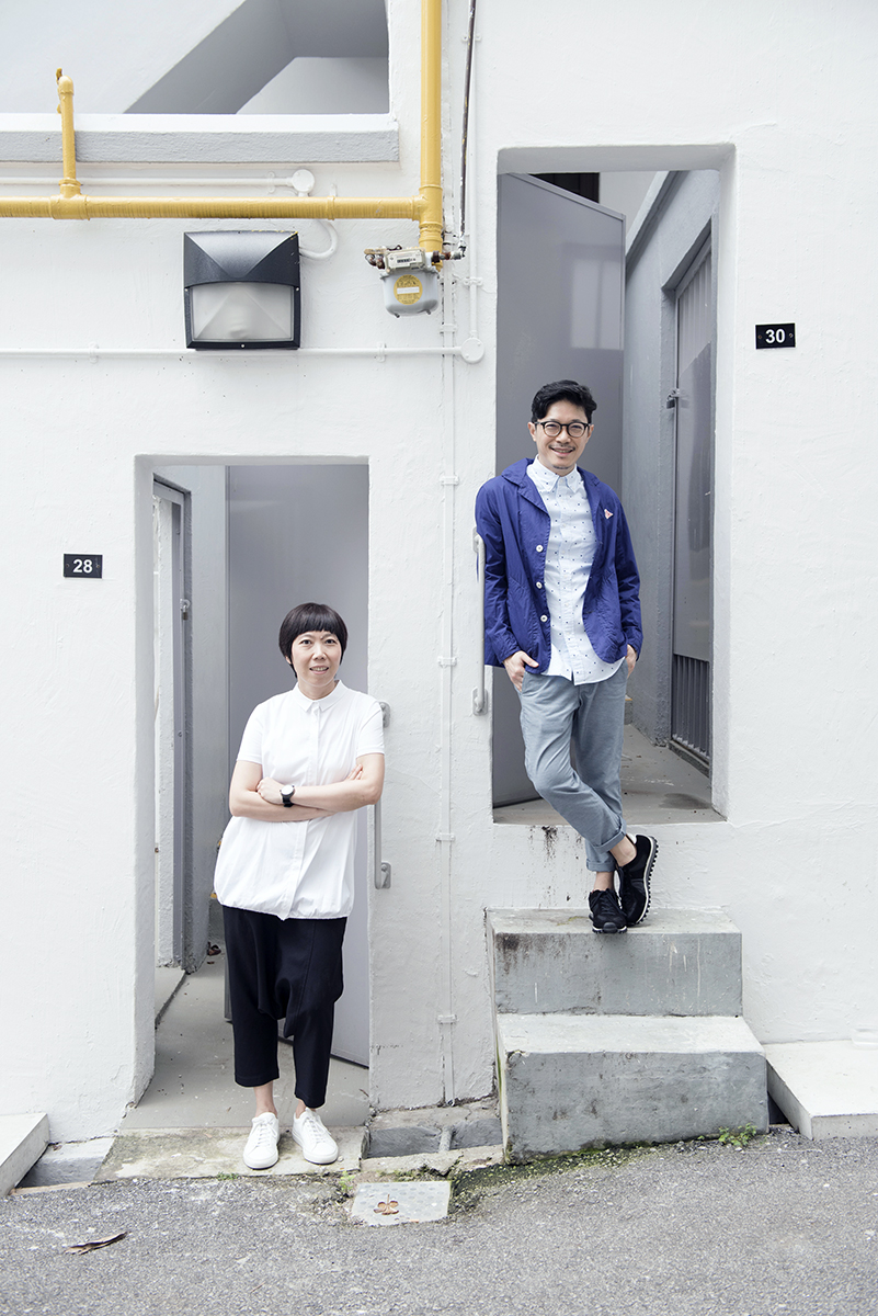 say hi to_ Yah-Leng and Arthur of Foreign Policy Design