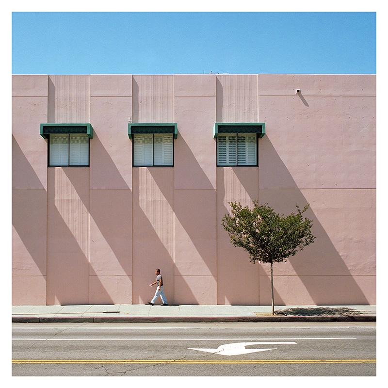 say hi to_  Los Angeles | George Byrne